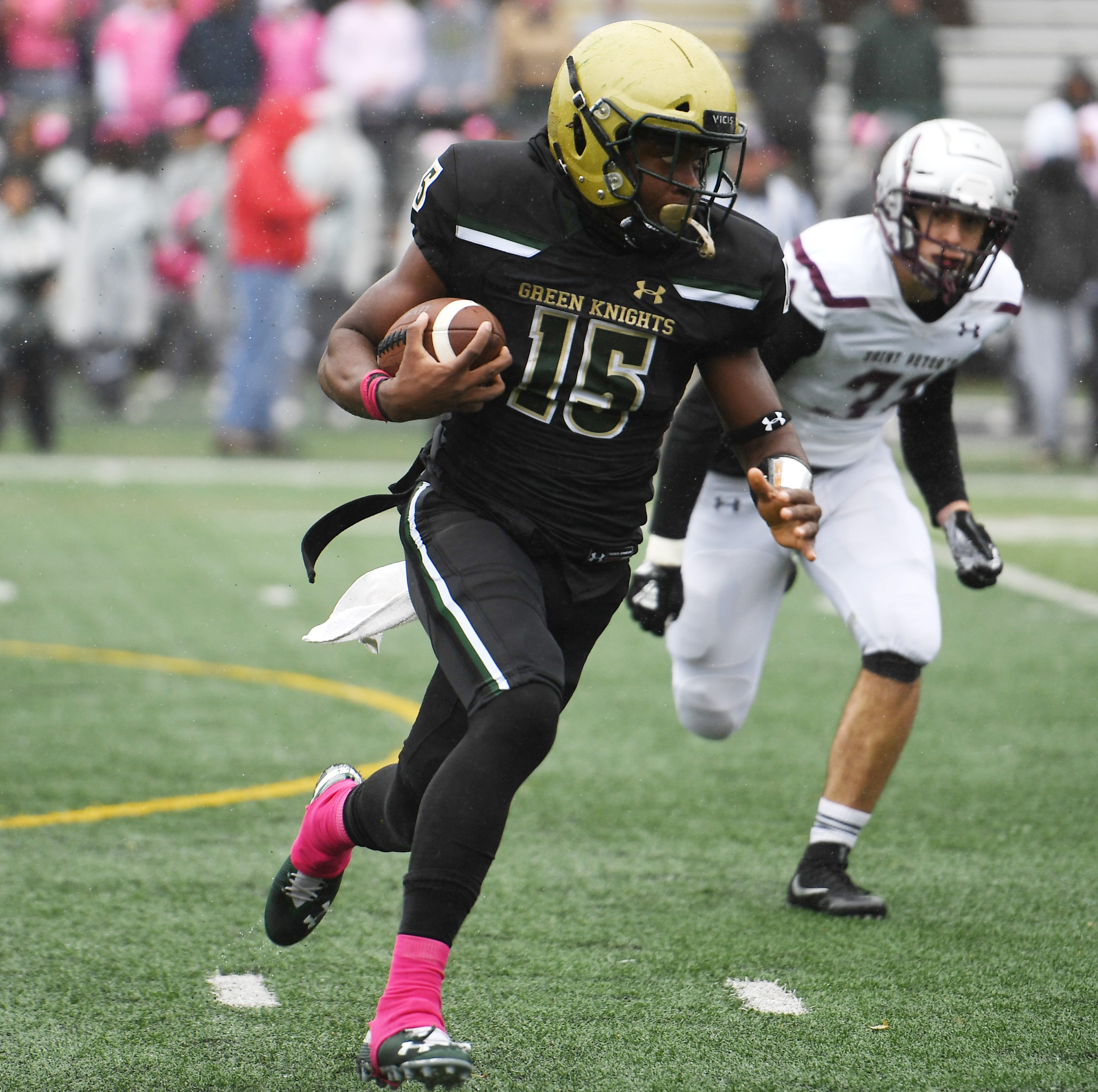 St. Joseph football beats St. Peter's Prep to move on to Non-Public 4 final
