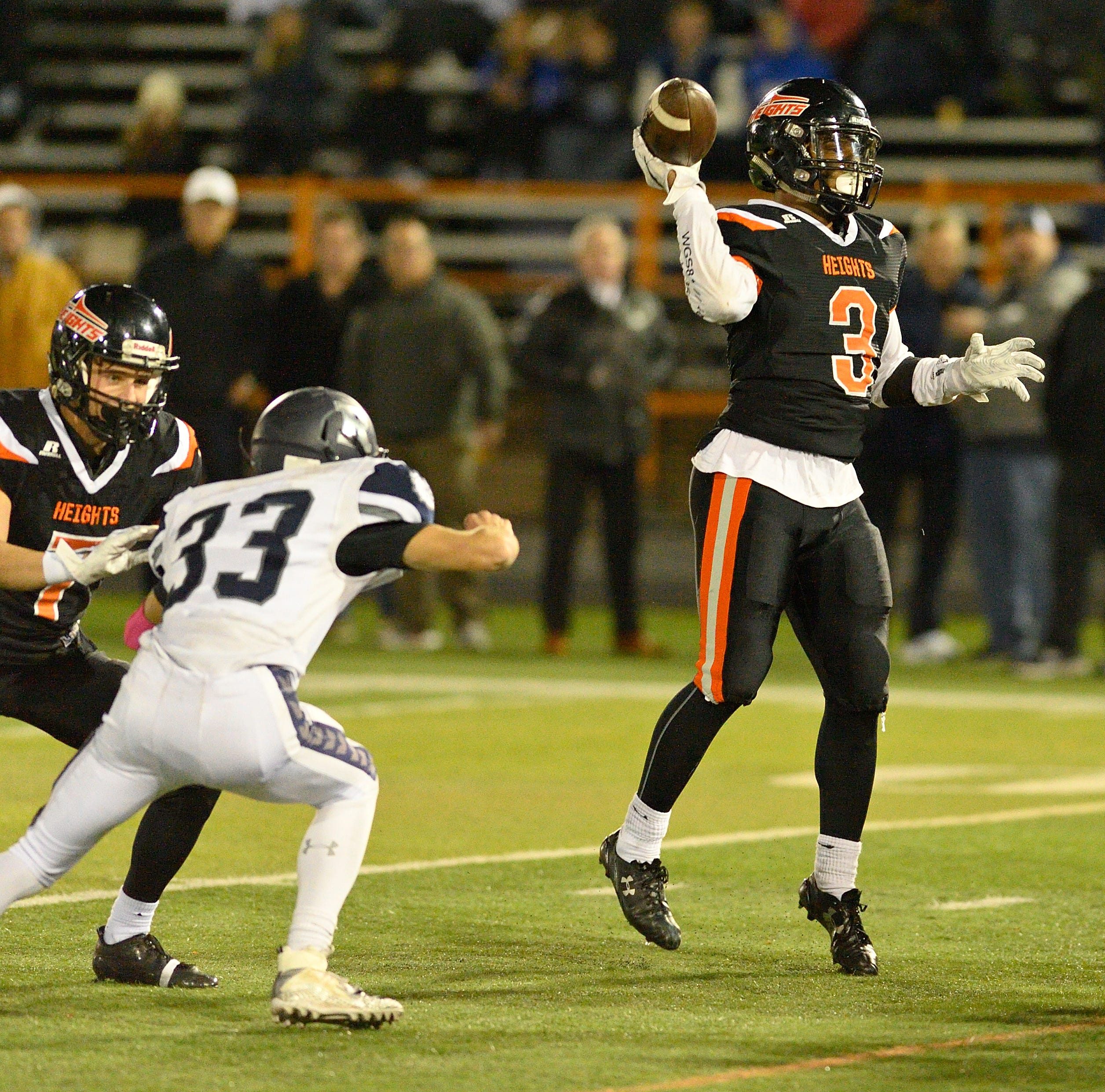 Hasbrouck Heights football wins third-straight sectional championshp