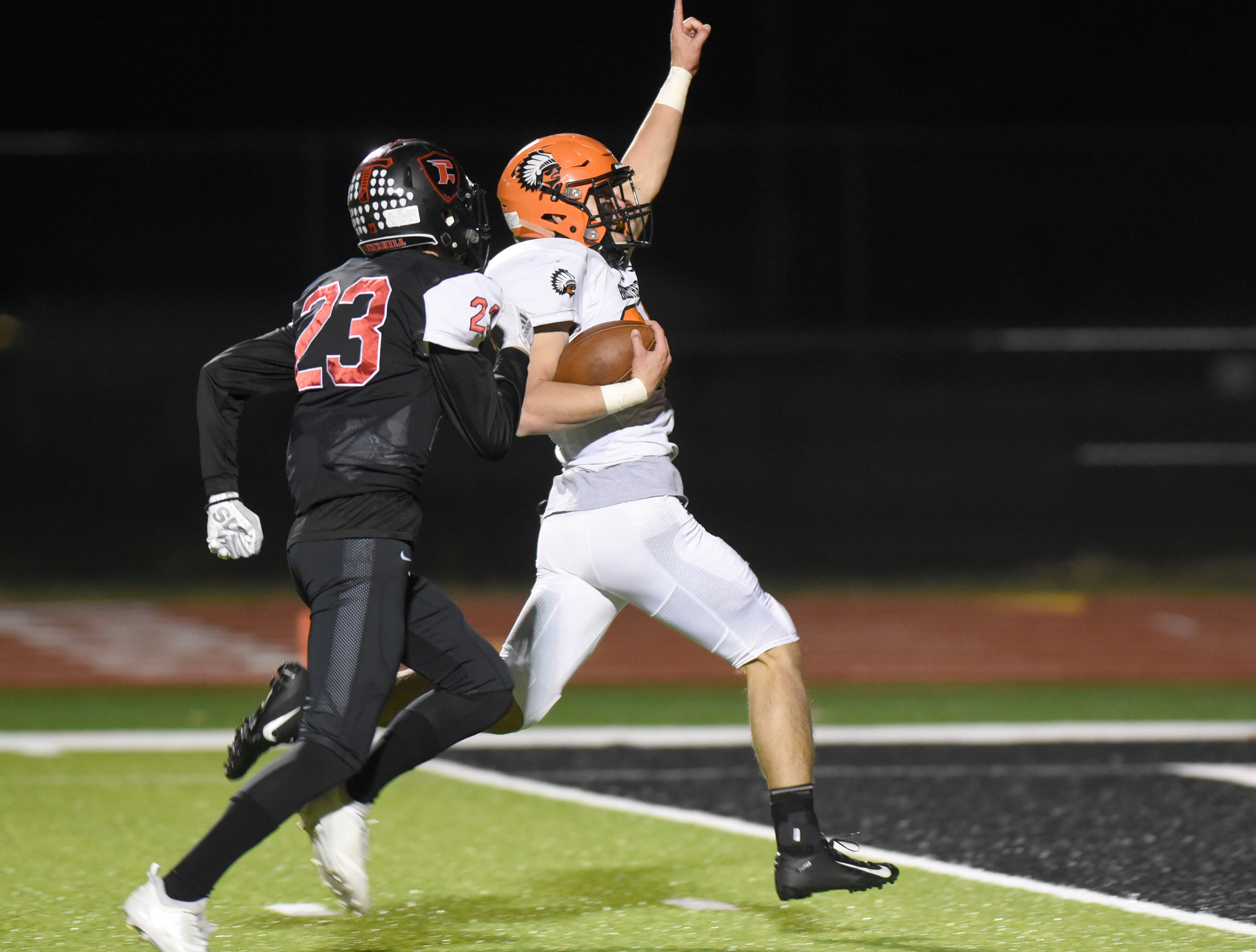 Brother Rice offense stymies Churchill in D2 pre-district opener