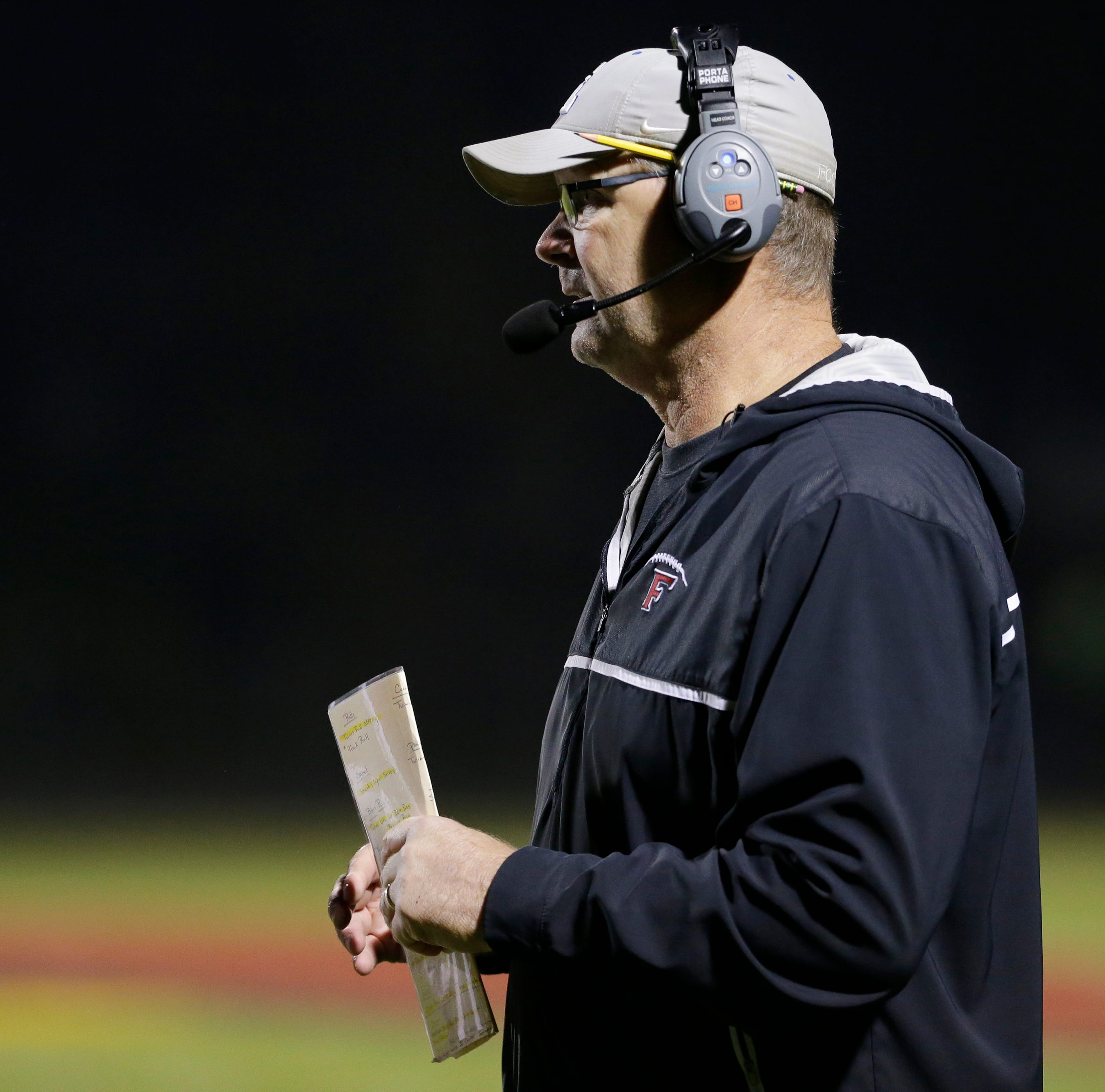 Fond du Lac football coach Steve Jorgensen steps down