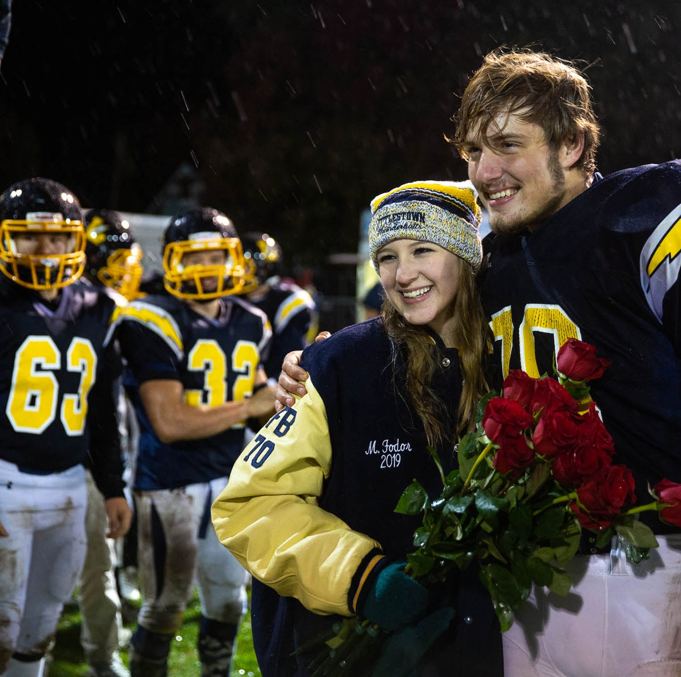 Littlestown football player talks gridiron proposal ahead of district playoff game