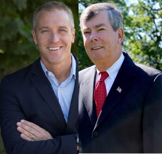 Sean Patrick Maloney And James Odonnell