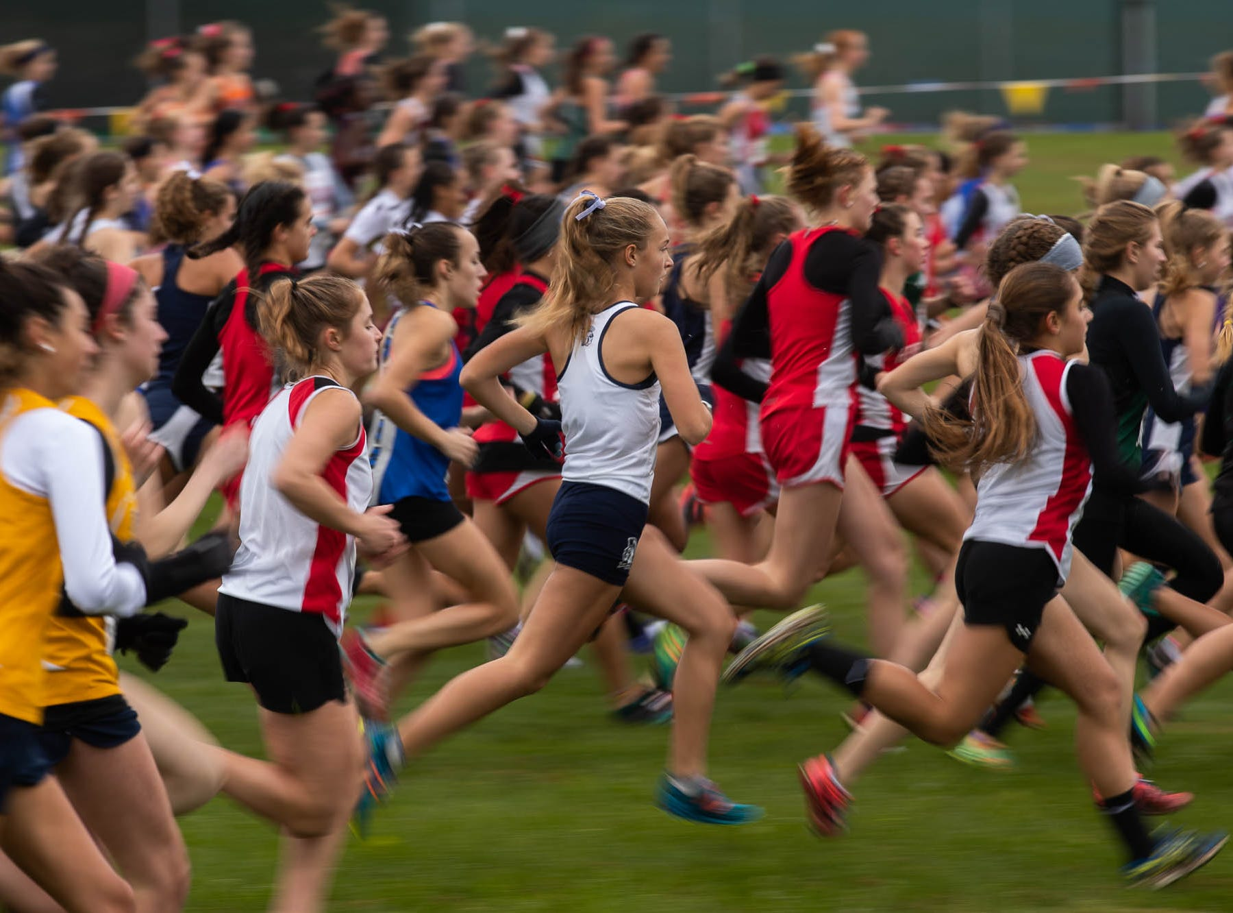 Fairfield boys, Dallastown girls win first titles at District 3 cross country championships