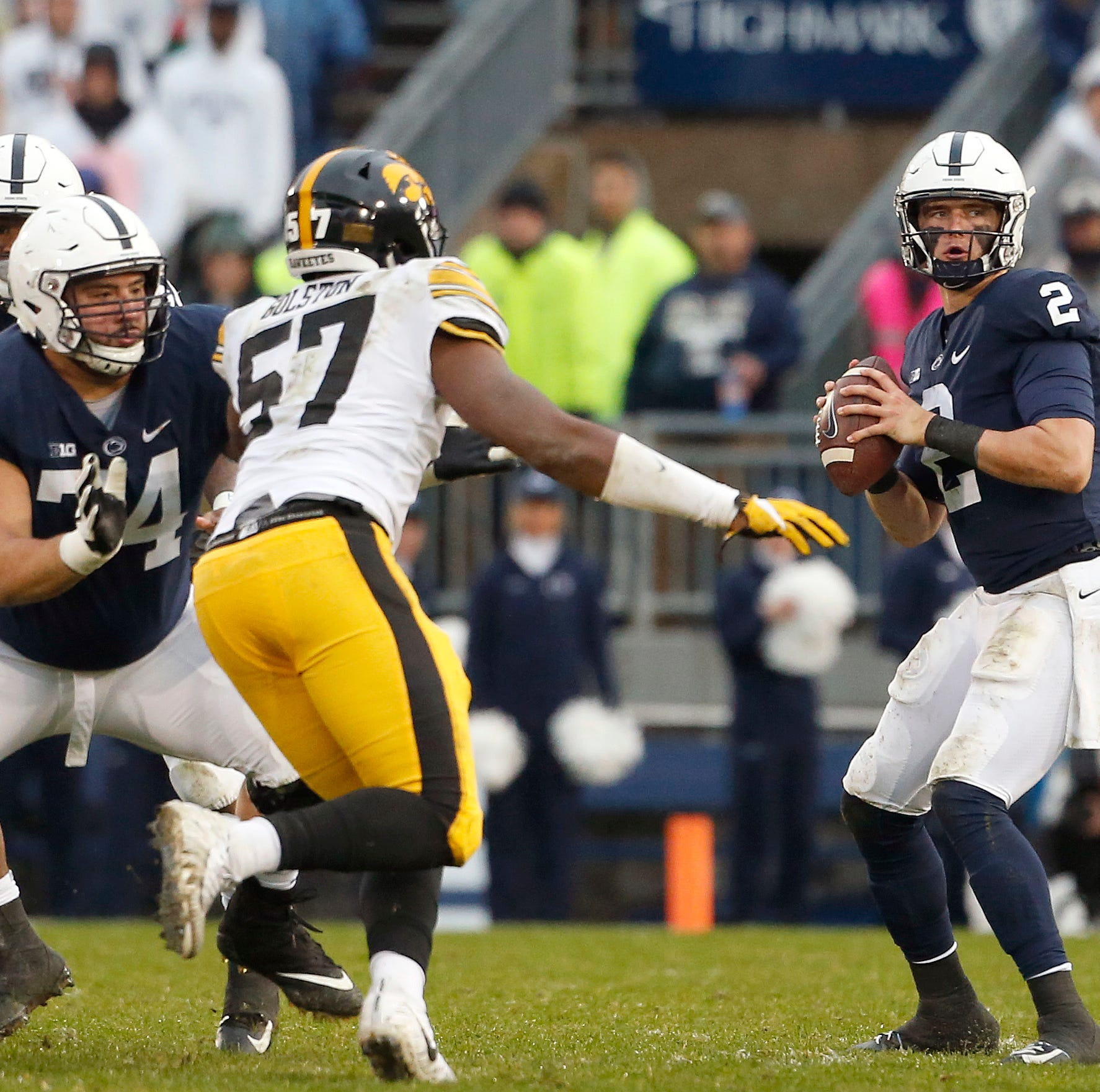 Former Penn State QB Tommy Stevens to reunite with Joe Moorhead at Mississippi State