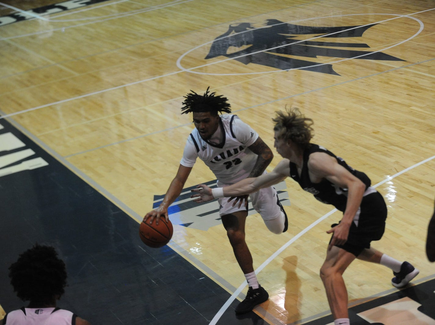 Nevada takes on San Francisco State at the Old Virginia St. Gym in Reno on Oct. 26, 2018.