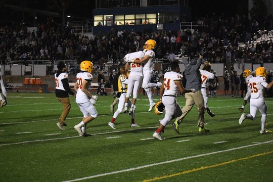 The Chieftains upset the previously undefeated Mariners in Aptos in their previous matchup in October. They'll host the Mariners this Friday in the semifinals of the CCS Open Division III playoffs.