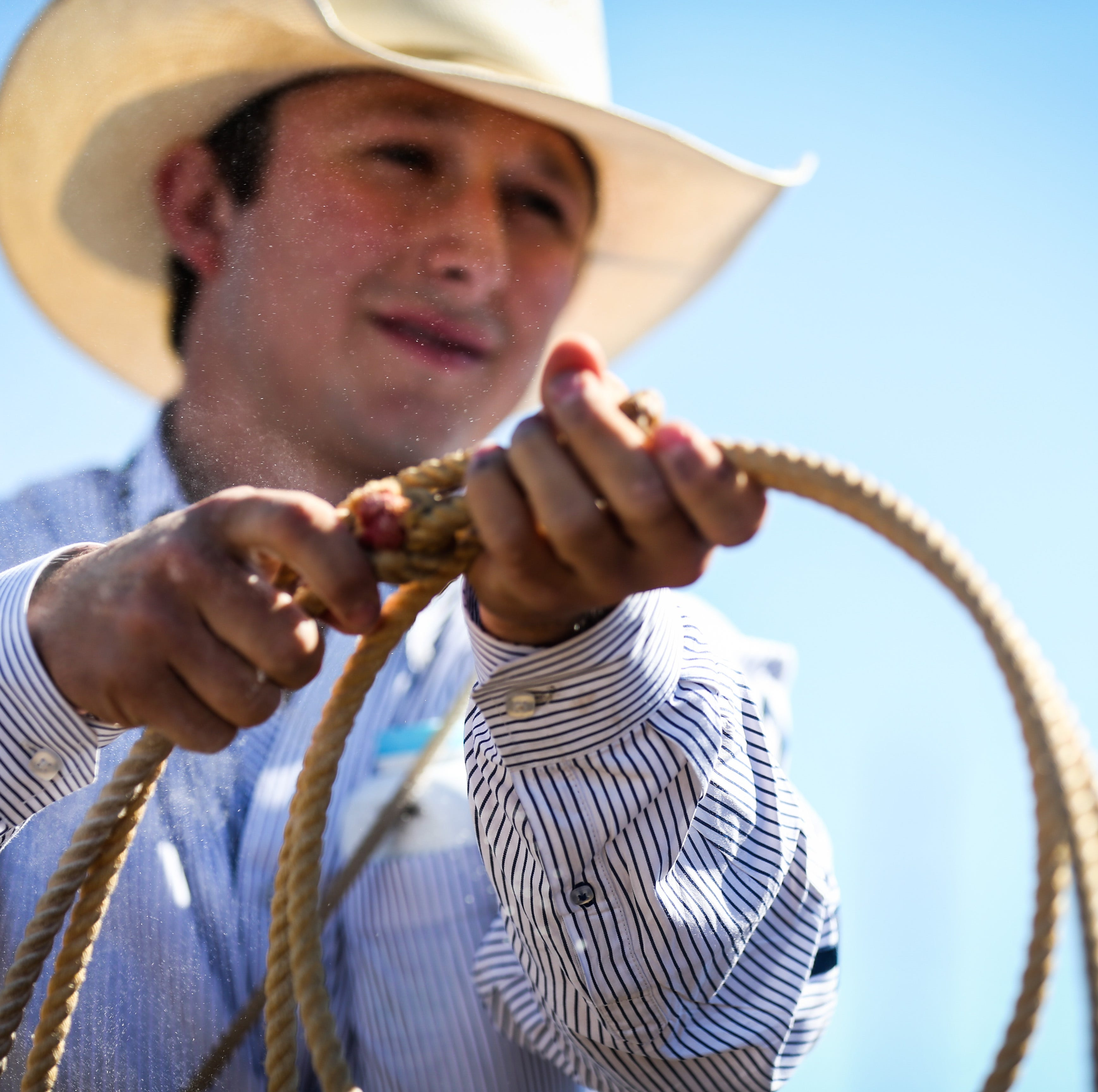 Ty Harris wins Tie-Down Roping PRCA Rookie of Year