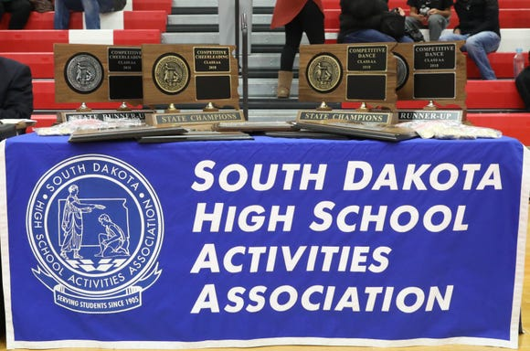 The All-State cheer and dance teams were announced earlier this week.
