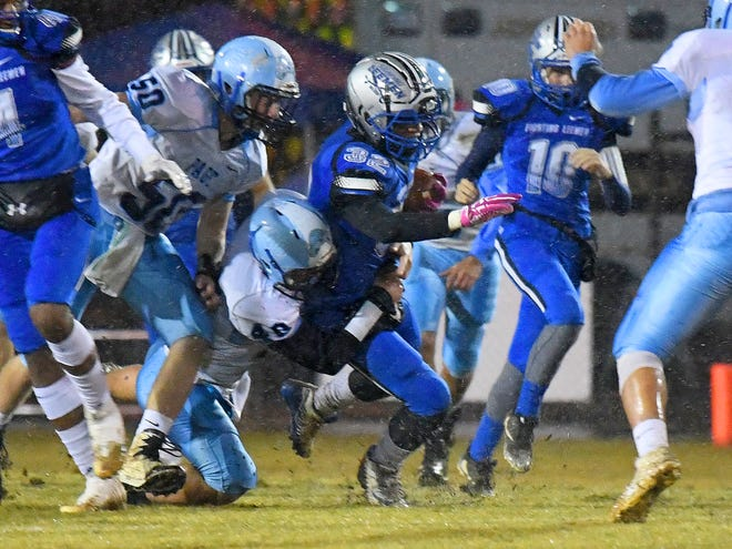 Lee High's game with Draft one of several rescheduled to Thursday this week.