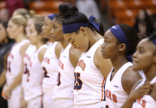The UTEP women's basketball team hosted Western New Mexico Saturday Nov. 3 in an exhibition game at the Don Haskins Center.