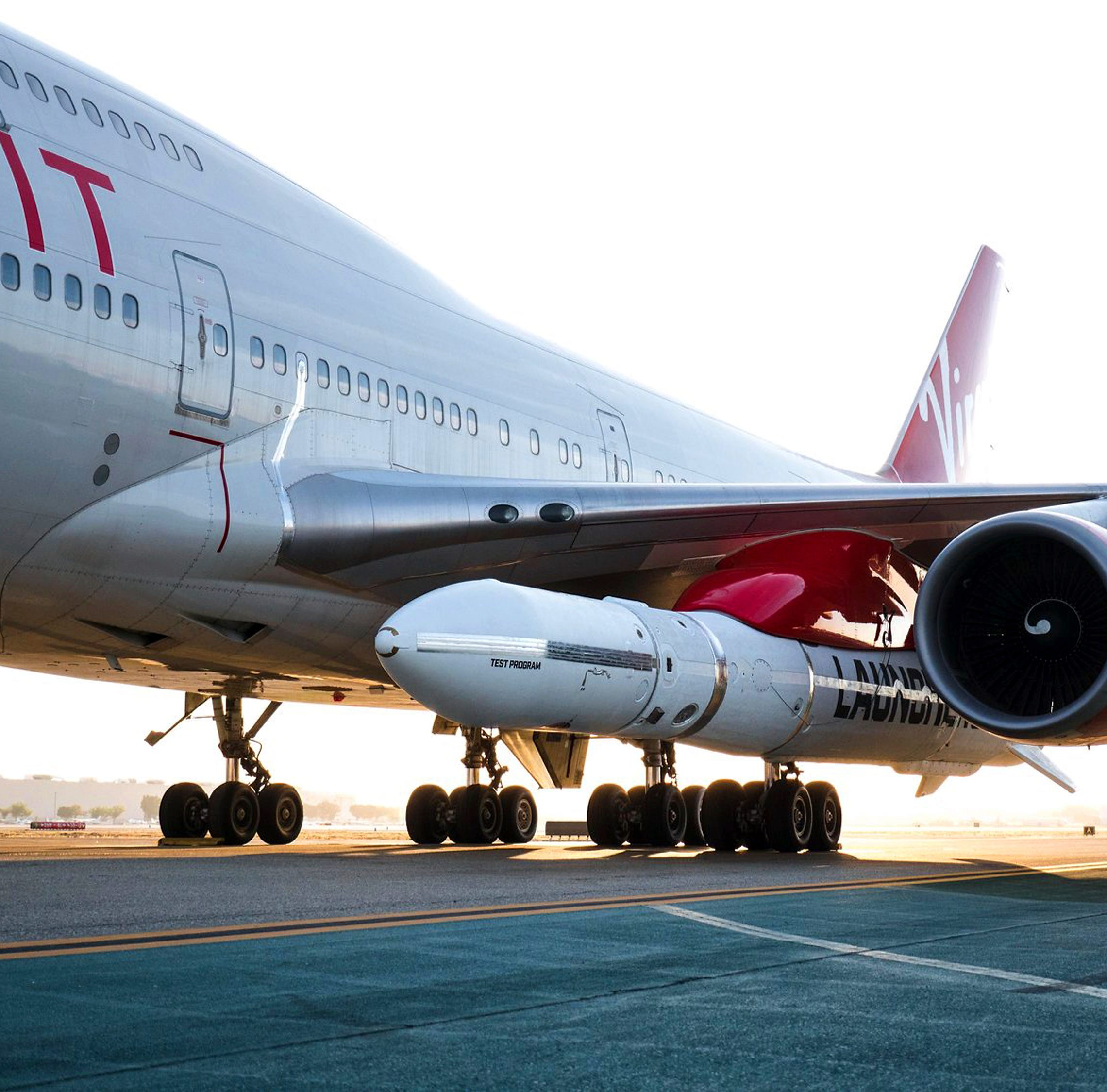 Guam selected as Virgin Orbit LauncherOne spaceport