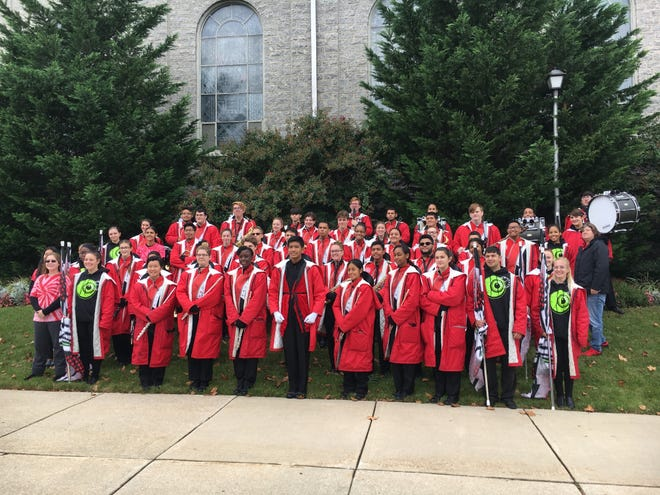 Vineland High School's Marching Clan will host and be among the competitors in the Calvacade of Bands' New Jersey Marching Band Championship.