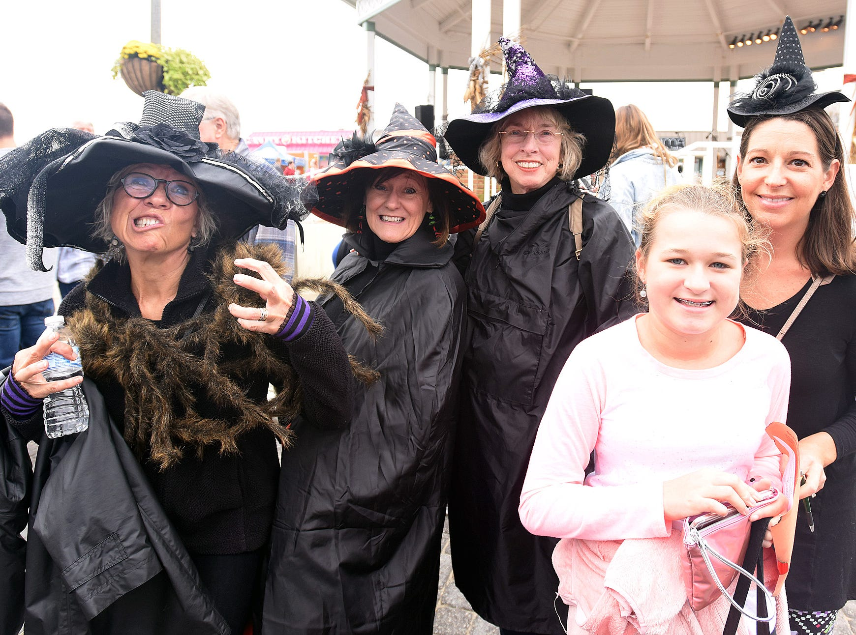 A strong Nor'easter passed by the Delaware Coastal waters causing flooding in the Rehoboth and Dewey Beach on Saturday October 27th as the Annual Sea Witch Festival was held.Special to the News Journal / CHUCK SNYDER