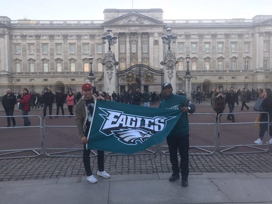 Eagles fan