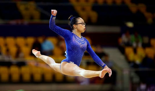Gymnastics Qat Wc 2018