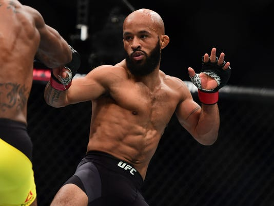 mma trade demetrious johnson leaves ufc for one championship