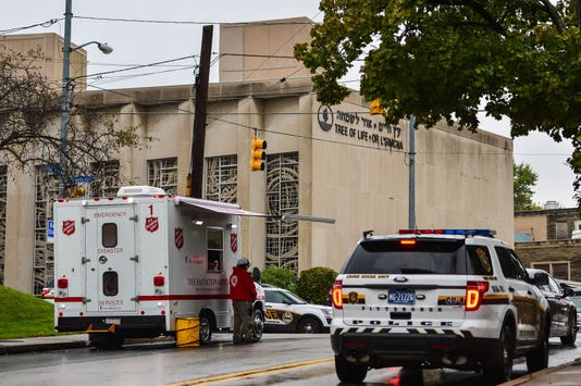 Usp News Pittsburgh Temple Shooting S Oth Usa Pa