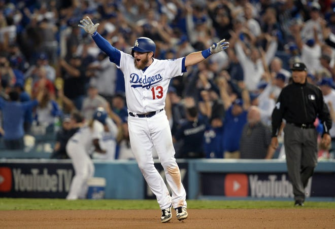 Max Muncy hits a walk-off homer in the 18th inning to give the Dodgers a 3-2 win.