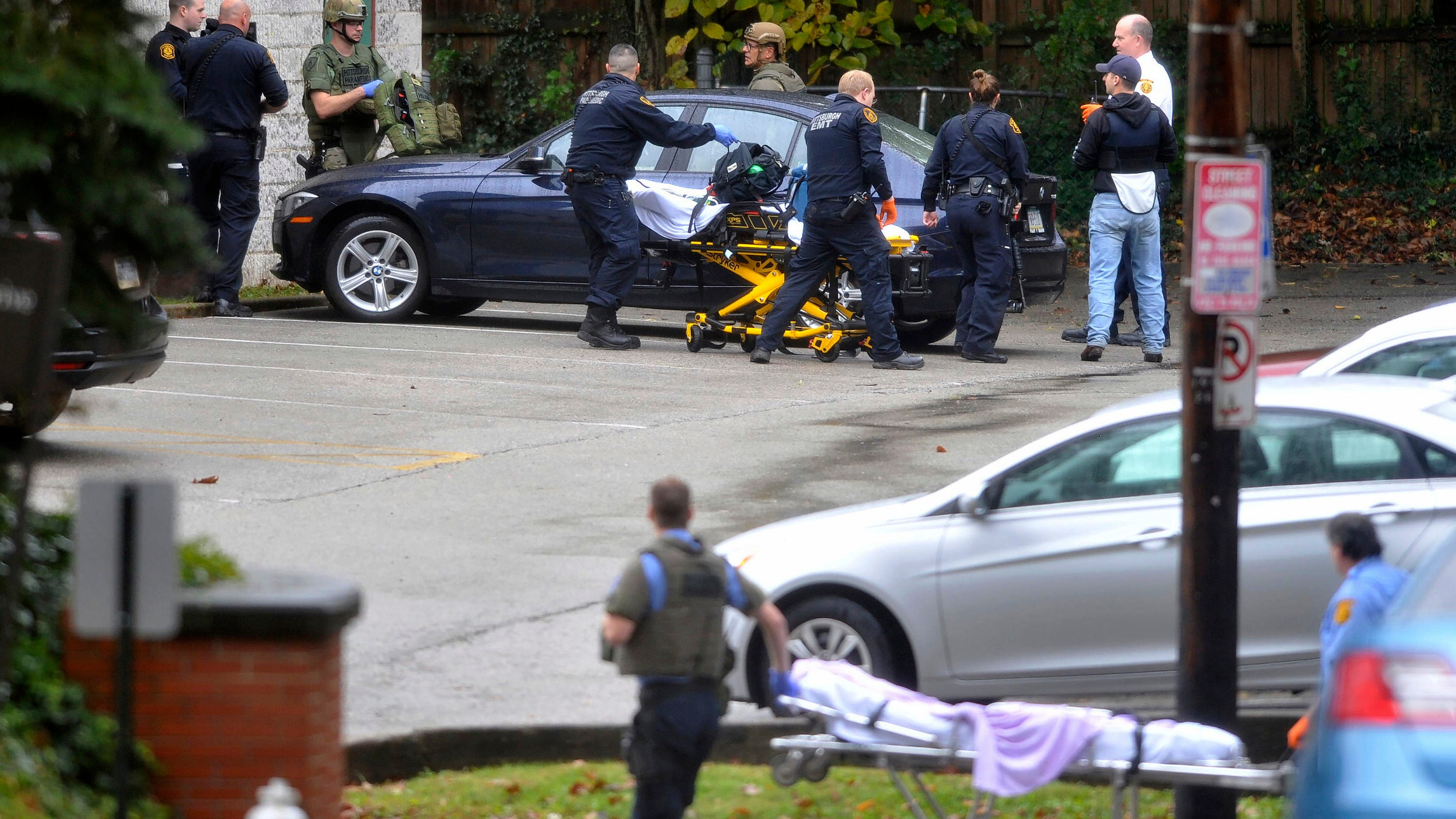 Pittsburgh synagogue shooting: What we know about suspect