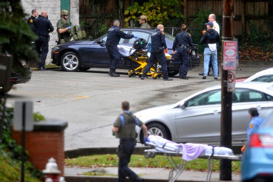 Ap Shooting At Tree Of Life Synagogue In Pittsburgh A Nws Nws Usa Pa