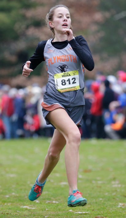 Wisconsin High School Cross Country Running Wiaa Two Rivers Plymouth