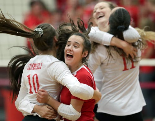 WIAA: Kimberly, Little Chute advance to state in volleyball