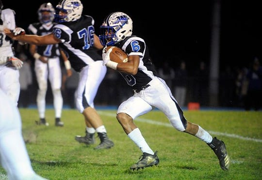 Williamstown, which running back Damonte Campbell, as one of its key players, will be featured this week on USA TODAY NETWORK New Jersey's Red Zone Road Show