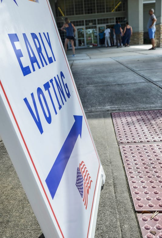 Elections 2018 Early Voting