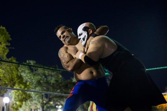 Corpus Christi celebrates Dia de los Muertos Festival on Saturday, Oct. 27, 2018 in Downtown Corpus Christi