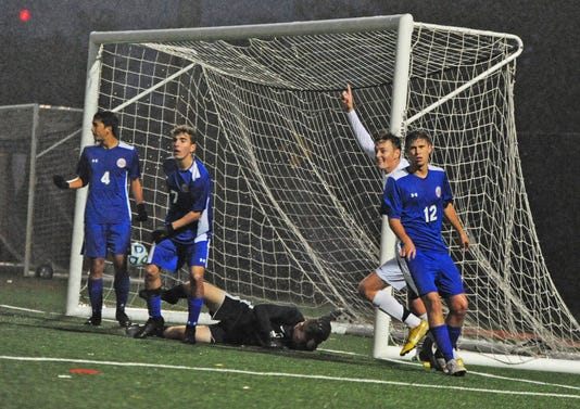 Boys Soccer East Brunswick Falls To Washington Twp