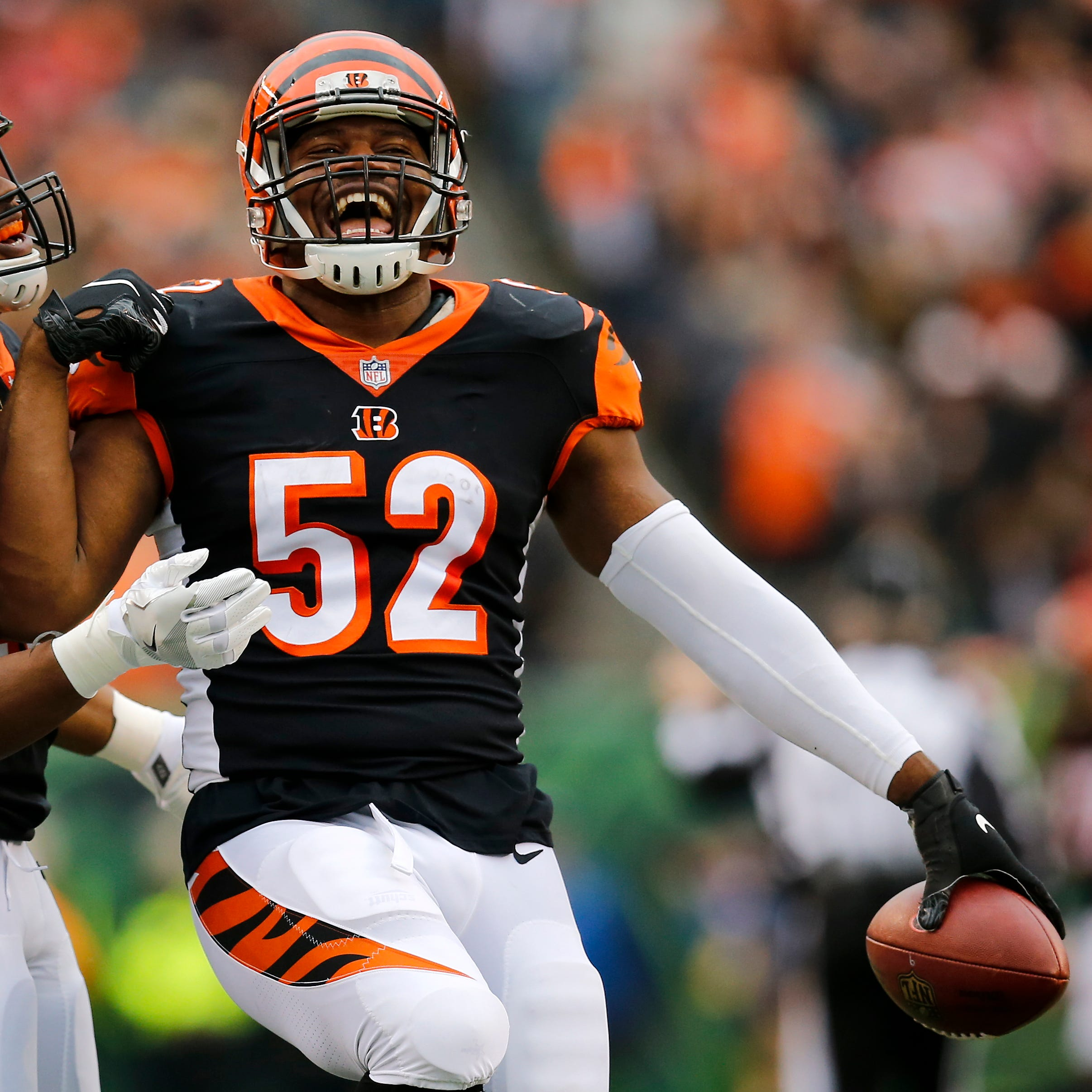 Cincinnati Bengals notes: Linebackers latest feeling the pain