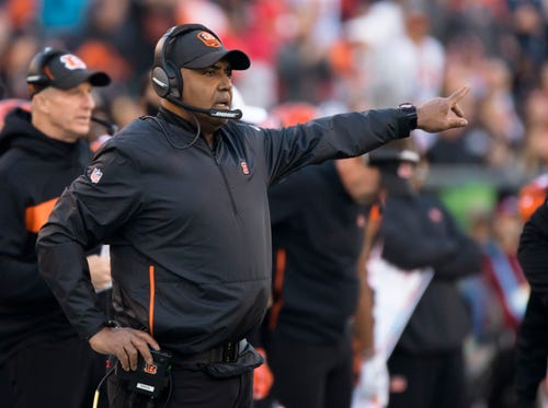 Marvin Lewis out as head coach after 16 seasons