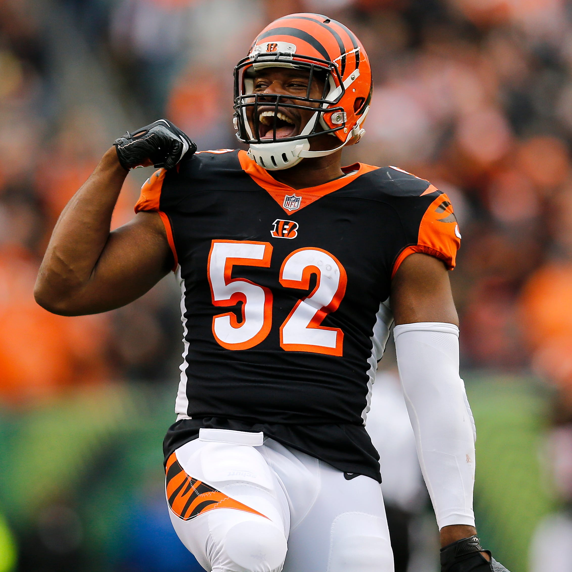 Cincinnati Bengals re-sign linebacker Preston Brown to three-year deal