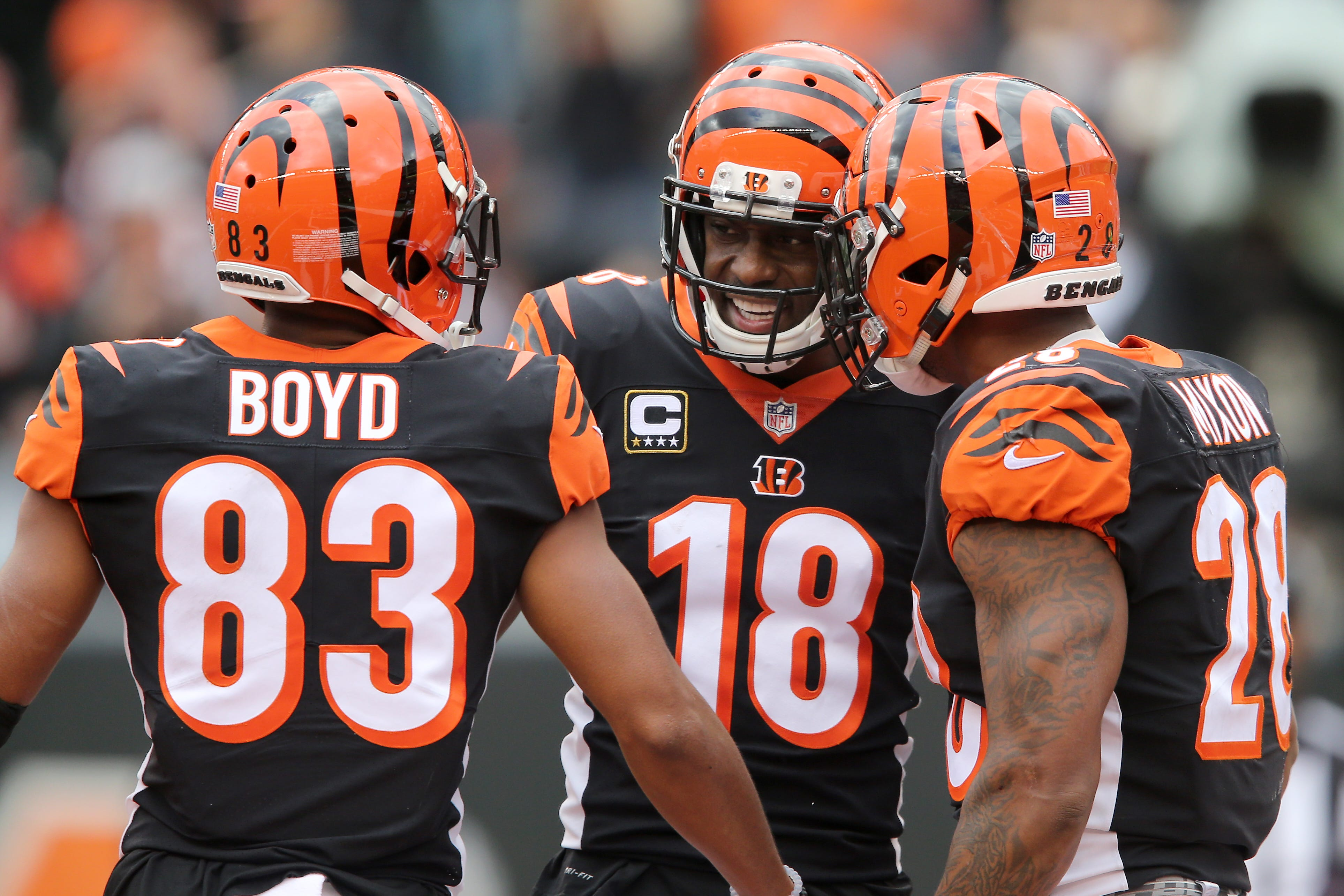 Bengals WR A.J. Green: I have four great years left in me