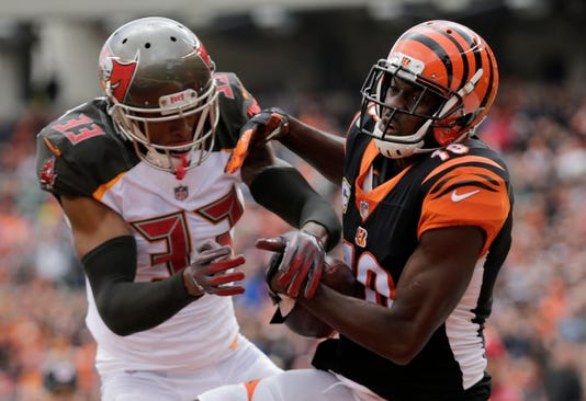 Tampa Bay Buccaneers At Cincinnati Bengals