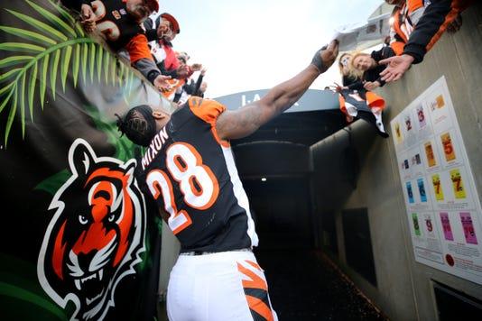 Cincinnati Bengals Vs Tampa Bay Buccaneers Oct 28