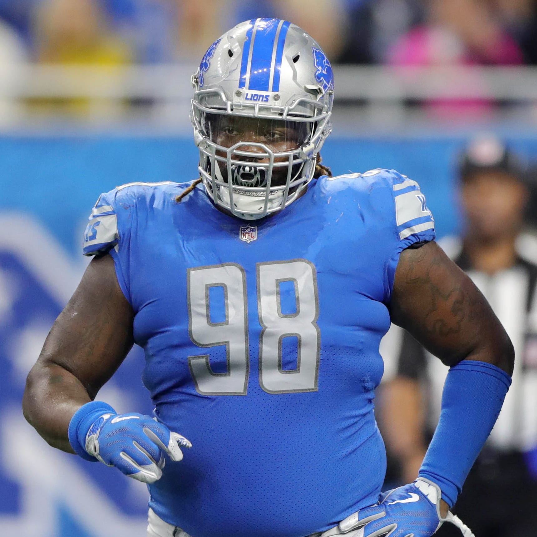 Damon Harrison is everything Detroit Lions could have asked for so far