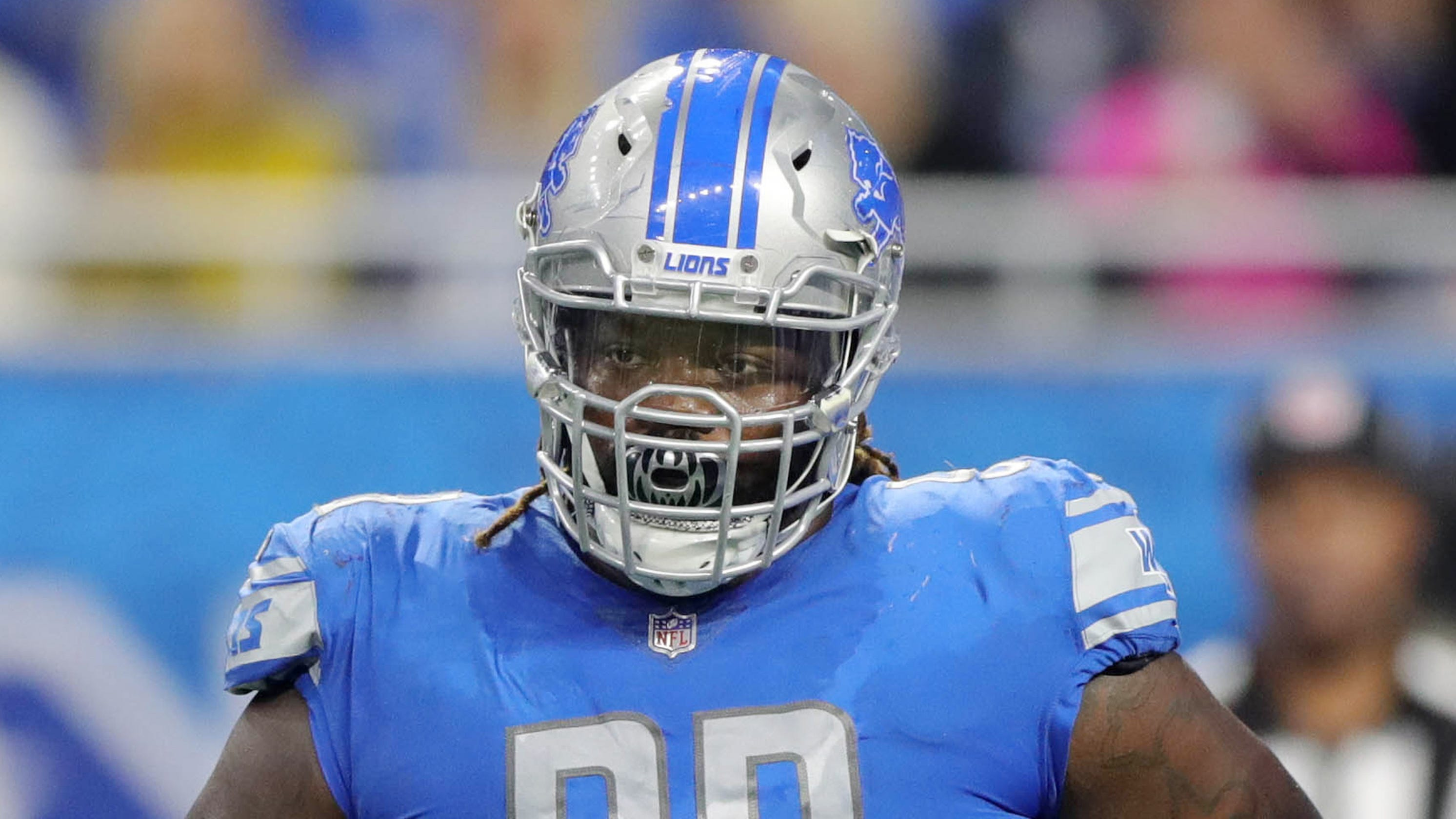official photos 124d8 91ce8 Detroit Lions: This phone call changed Damon Harrison's life