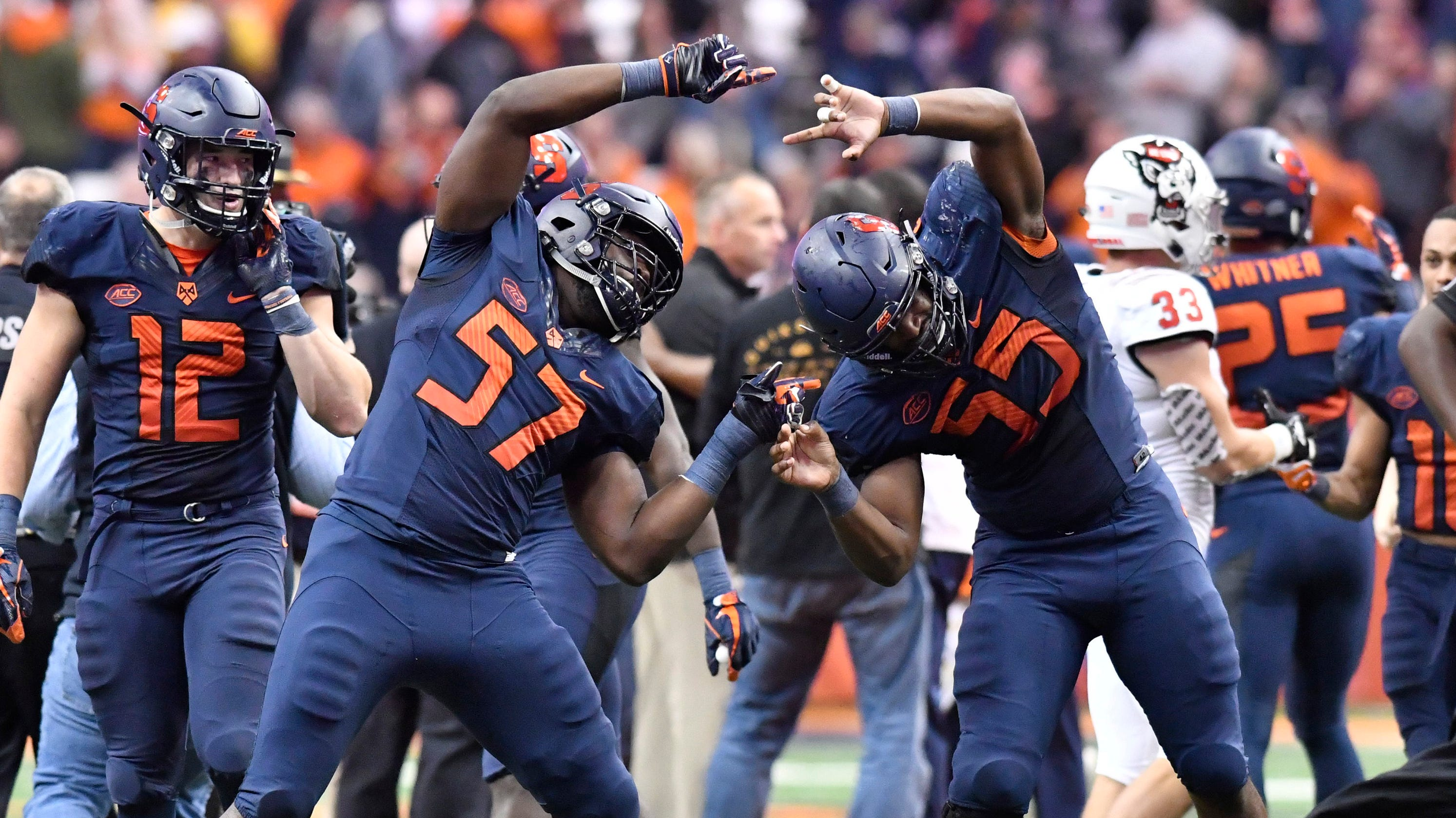 How to watch Syracuse-Wake Forest football: What is the game