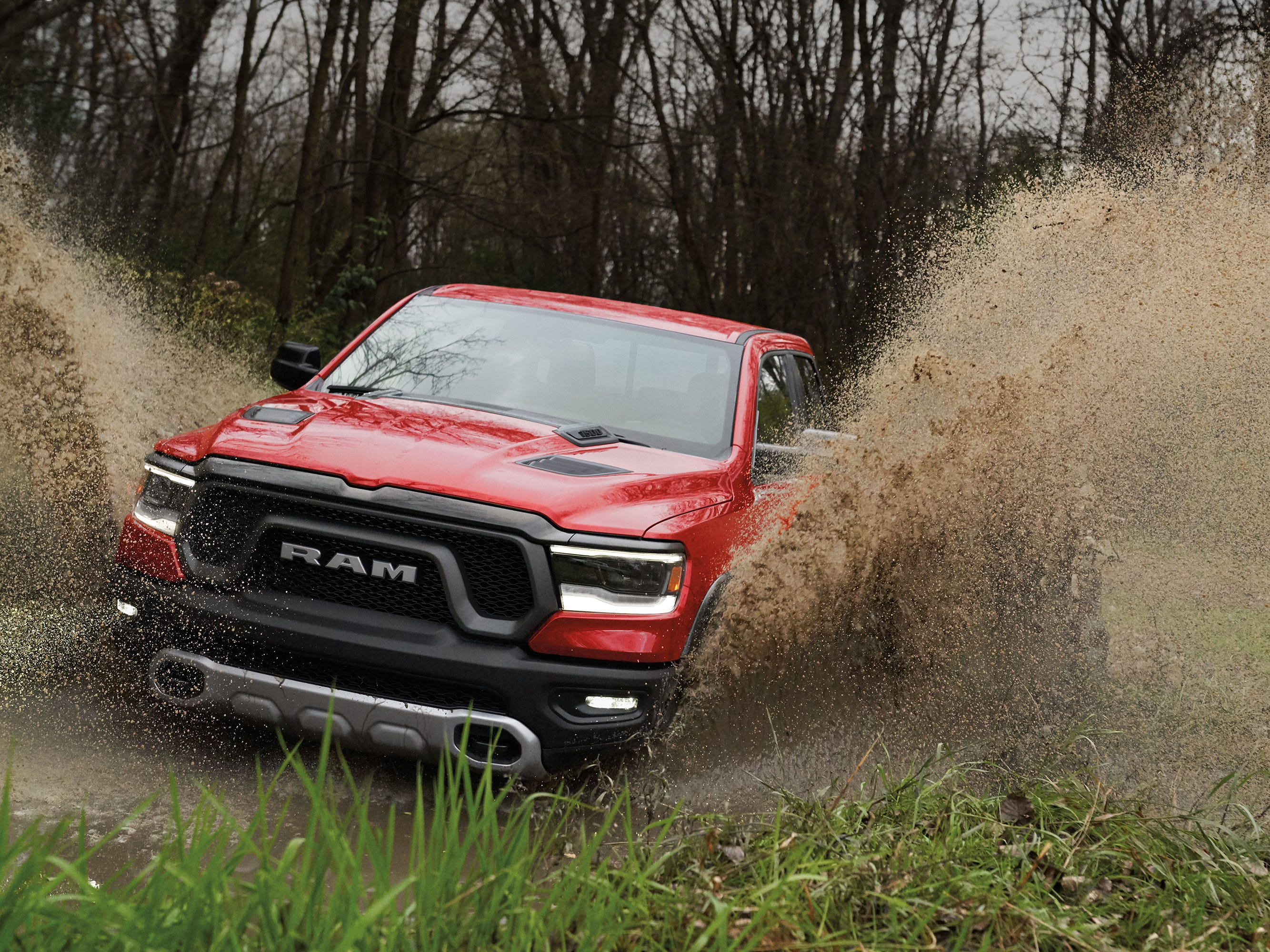 The brutal and extreme tests Ram, Ford, Chevy run on trucks