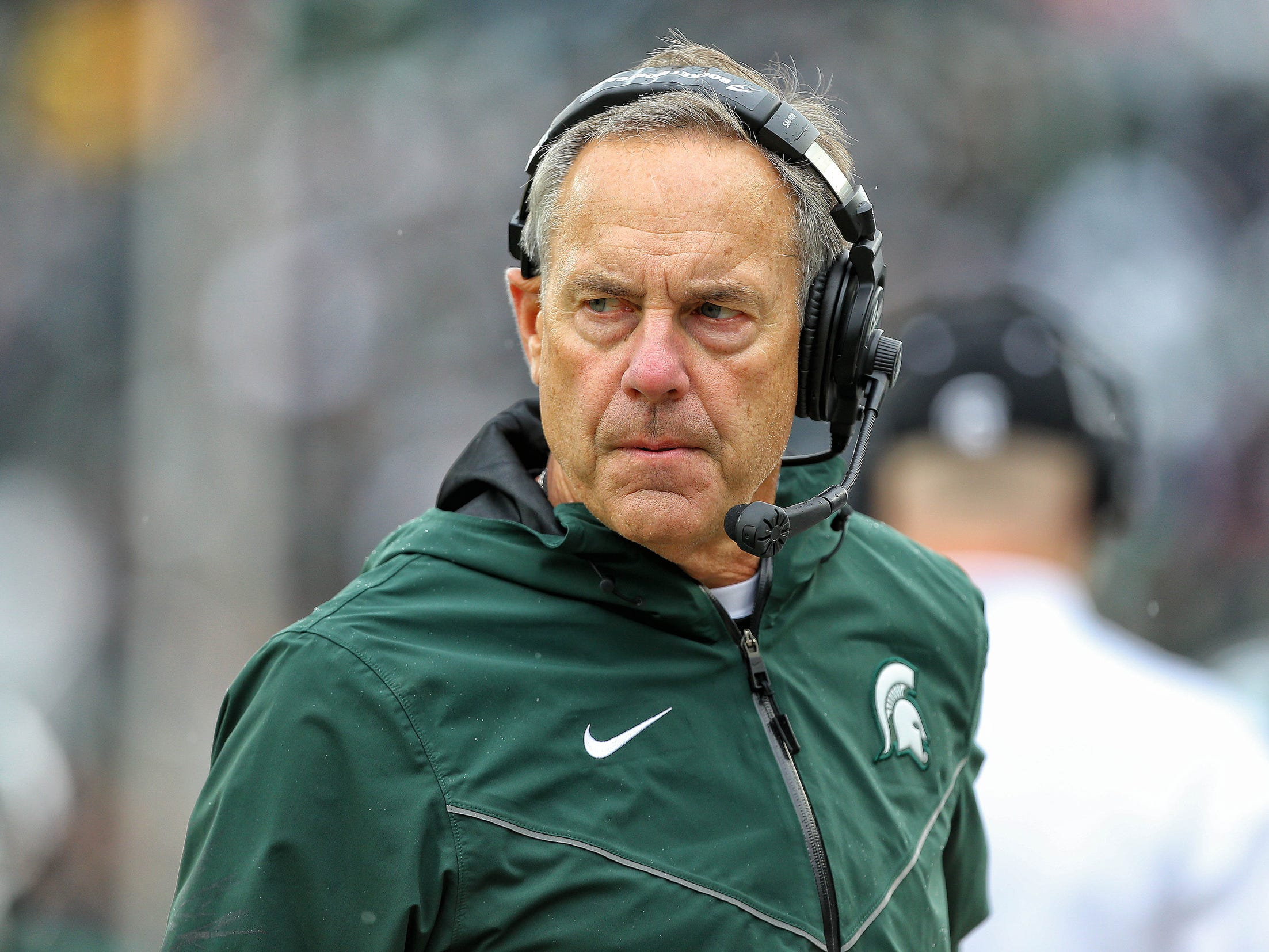 Michigan State football's Mark Dantonio has chemistry top of mind