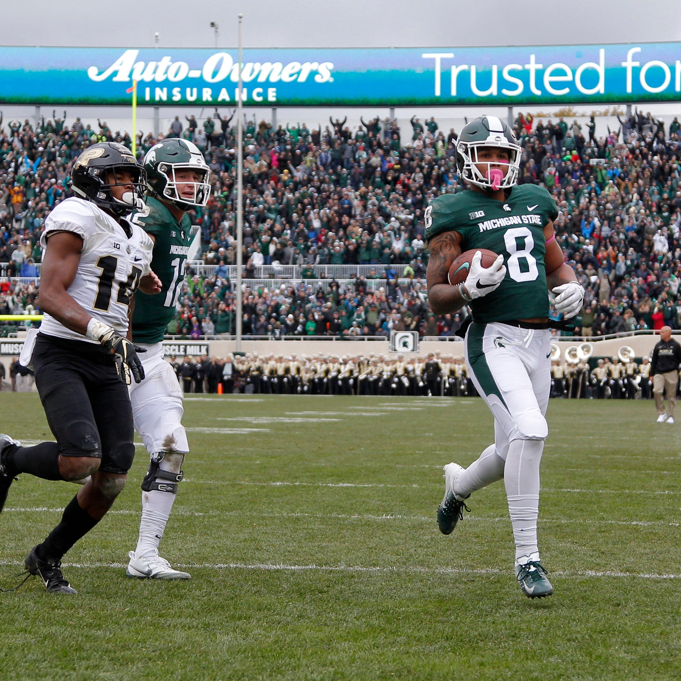 Michigan State's special teams need more from returners, health for punters