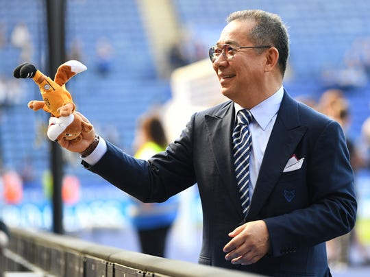 Owner of Leicester City FC Vichai Srivaddhanaprabha was among the five people confirmed dead in a helicopter crash outside The King Power Stadium on Saturday following an English Premier League match between Leicester City and West Ham United.