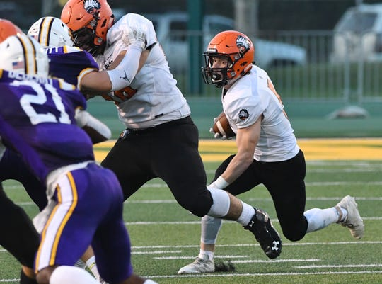 Playing in the Catholic League has helped Birmingham Brother Rice prepare for the playoffs.