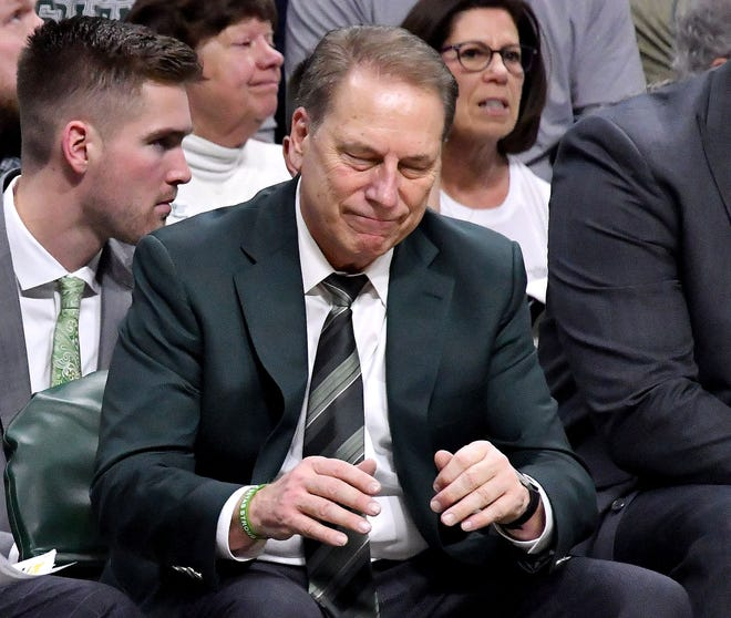 Tom Izzo's Michigan State team saw its first action against a live opponent Saturday.