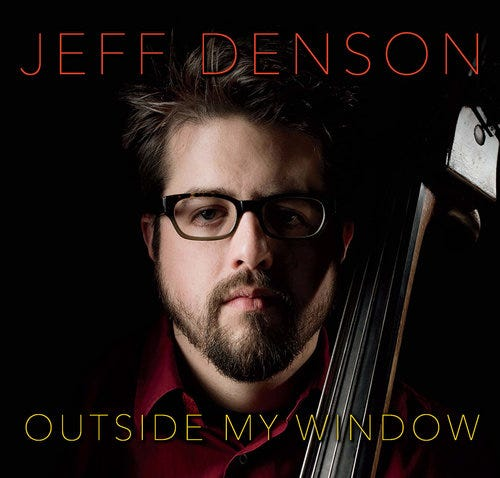 Jeff Denson, composer, bassist and vocalist, returns to FSU for CD release concert.