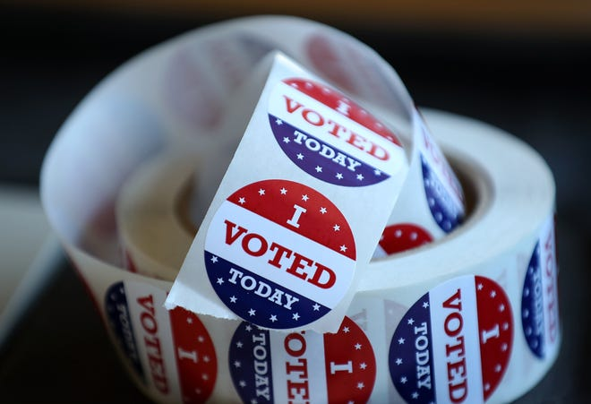 From Monday, Oct. 19 until Sunday, Nov. 1, citizens can vote early in the 2020 General Election.