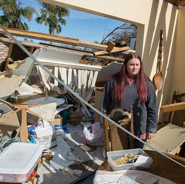 '… It's so devastating': FSU students struggle to persevere after Michael