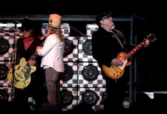 Cheap Trick performs Oct. 27, 2018 at the Resch Center in Ashwaubenon, Wis. The band's management didn't allow The News-Press to shoot photos of Friday's concert at Hertz Arena in Estero.