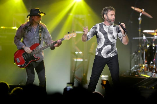 Bad Company performs Oct. 27, 2018 at the Resch Center in Ashwaubenon, Wis.